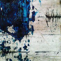 Paper works by Raq Piffer Paper, Paintings, Blue, Art, Art Background, Paint, Painting Art, Kunst, Performing Arts