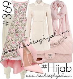 Hashtag Hijab Outfit #369 by hashtaghijab featuring a pink coatOscar de la Renta floral dress€5.240 - modaoperandi.comMaxMara pink coat€550 - houseoffraser.co.ukBaggy legging€4,25 - amazon.comKurt Geiger high heel shoes€335 - kurtgeiger.comChanel handbag1stdibs.comCalypso Private Label cashmere shawl€120 - calypsostbarth.com