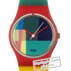 Swatch....I sooo want another one of these!