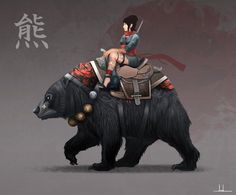 Bear Mount by Joshx87.deviantart.com on @DeviantArt