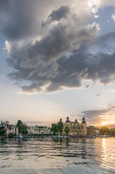 Discover our elegant hotel in Velden, Carinthia. Featuring princely rooms and suites, outstanding gourmet cuisine and a SPA area. Carinthia, Take A Step Back, Logs, Summer Days, Spa, Elegant, Outdoor, Modern Interior Decorating, Classy