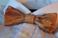 carved wood bowtie | Carved Wooden Bowtie and Cufflinks ! | The Business Network Chester ...