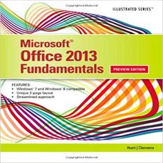 Download ebooks essentials of genetics pdf epub mobi by william 1285418298 9781285418292 enhanced microsoft office 2013 illustrated fundamentals 1st edition by marjorie s hunt fandeluxe Choice Image