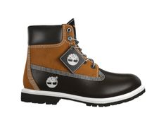 Check out this custom Timberland® Women's Custom Waterville Boots I designed.