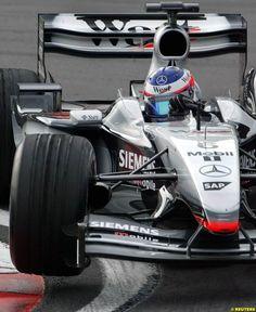 Kimi Raikkonen - Nurburgring 2003