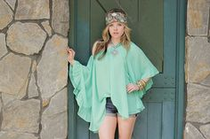 Excited about the new spring shades of our best selling boho top! #bohochic #springfashion