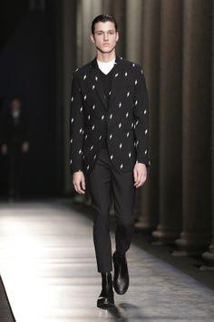 NEIL BARRETT - Autumn-Winter 14 15 Menswear Collection  25 Neil Barrett 7270d2531