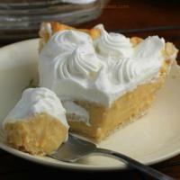 Marvelous Butterscotch Pie on MyRecipeMagic.com