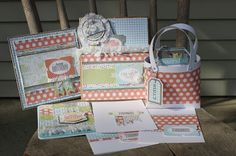 Creative Scraps by Peggy Lee: In LOVE with my Zoe Tote Bag & Tag Mini Album (and more)......