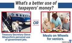 What do you think is a better use of taxpayers' money?
