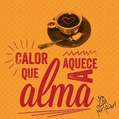 Bom dia! ☕
