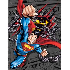 The Superman Daily News cartoon Mink Blanket measures 60x80 in. & comes in a reusable plastic carrying case. It is big enough to cover yourself on your sofa or drape over a twin or full size bed. It has the look of an actual comic book cover, featuring the Comic superhero flying over the city of Metropolis. It is officially licensed. These blankets are extra warm & plush & have superior durability. Easy Care, machine wash and dry. Buy online www.TheBlanketCompany.com or Call at (801)…