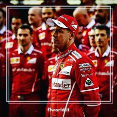 #abudhabigp #abudhabi #ferrari #sebastianvettel Abu Dhabi, Formula 1, F1, Ferrari, Baseball Cards, Sports, Hs Sports, Excercise, Sport