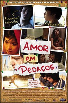 Amor em Pedaços (Puzzled Love)   -Spanish-