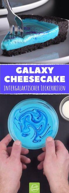 Ein Käsekuchen nicht von dieser Welt! #rezept #rezepte #kuchen #cheesecake #oreos #ohnebacken #frischkäse