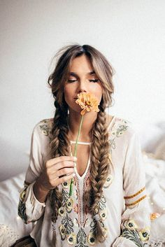 Image result for how to do boho hairstyles