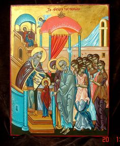 Learn orthodox iconography online