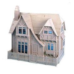 Glencroft 1:12 Scale Dollhouse Kit