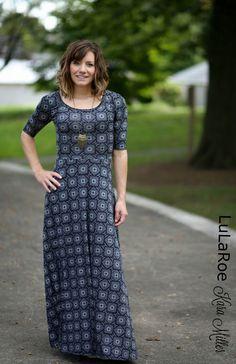 Maxi dress lularoe ana