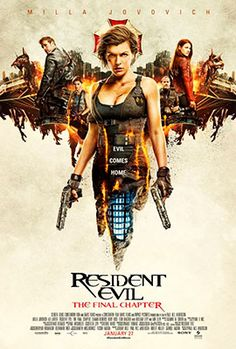 Milla Jovovich, Ali Larter, Iain Glen, William Levy, and Ruby Rose in Resident Evil: The Final Chapter Latest Movies, New Movies, Good Movies, Movies Online, Movies Free, Watch Movies, 2017 Movies, Ali Larter, Milla Jovovich