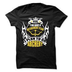 ARCHERY #fashion #T-Shirts