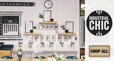Industrial Chic Full Product Catalog