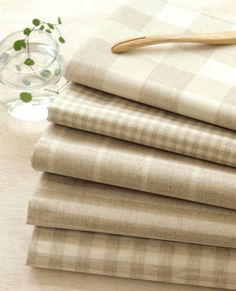 Laminated Cotton Linen Fabric in 5 Patterns by BonitaFabric Linen Fabric, Cotton Linen, Laminated Fabric, Tablescapes, House Design, Patterns, Fabrics, Yard, Shopping