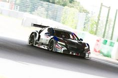 Dome Racing Team SUPER GT Rd.6 SUZUKA NSX Concept-GT
