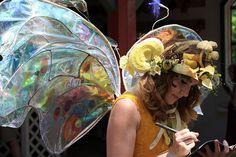 Fairy at the Renaissance Fair