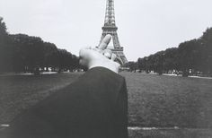 Ai Weiwei. Study of Perspective - Eiffel Tower. 1995-2003