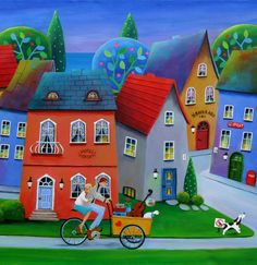 illustr.quenalbertini: We Are All We Need by © Iwona Lifsches, 2016