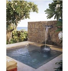 I just want a small pool like this in my backyard