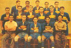 Boca Juniors - Campeón 1934
