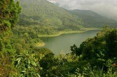 Een mooie groene omgeving