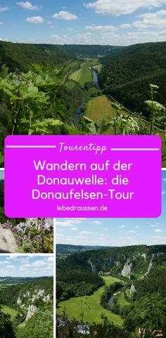 Sehenswürdigkeiten im Donautal entlang der Donaufelsen-Tour Wanderung. Wir waren ohne Auto und mit öffentlichen Verkehrsmitteln unterwegs.   #donau #donautal #wandern #trekking #hiking #tipp #wanderung #wanderweg #bahn #zug #naturpark #felsen #wasser #fluss #fluss #naturschutzgebiet #oberedonau #donauwelle #donaufelsen #tour Hiking Germany, Reisen In Europa, Travel Agency, Beautiful Islands, Norway, Have Fun, To Go, Wanderlust, Mountains