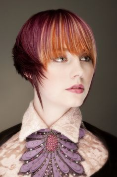 Collection Red Tro Blond Photo Verbruggen Hair William De Ridder Make up Vanrie Clothing Vankets Products XG Color from Paul Mitchell