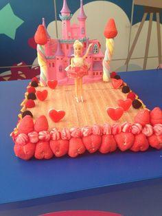 Un dulce escenario de Duldi Castellón para una bailarina.