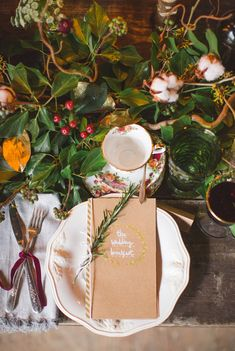 love this hand-drawn menu | Photo by Paula O'Hara | 100 Layer Cake