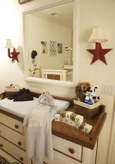 Tamera & Adam's Vintage Americana Napa Nursery