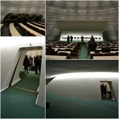 The auditorium of the FCP.