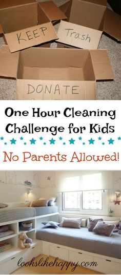 Cleaning IS for Kids