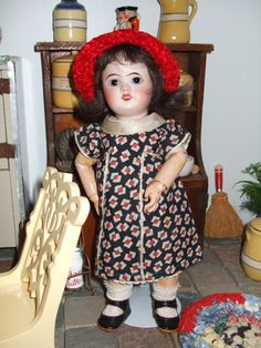 Love this dress & hat