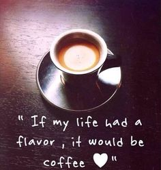 I am a Coffee Lover <3