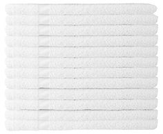 Wealuxe Cotton Hand Towels - Soft and Lightweight - Inch - 12 Pack - White Cotton Towels, Hand Towels, Cracker House, Towels Smell, Mountain Decor, Kitchen On A Budget, Bath Design, Kitchen And Bath, How To Plan