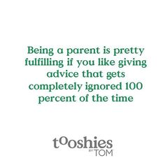 Pretty much! #mumlife #dadlife #tooshiesbytom #parentingquotes #parenting
