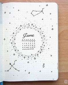 As we approaching end of the year, it is time to refresh your bullet journal! These are monthly bullet journal calendar ideas that can inspired you on your. Planner Bullet Journal, Bullet Journal Cover Page, Journal Covers, Bullet Journal Inspiration, Bullet Journals, Art Journals, Bullet Journal Spread, Bullet Journal Calendar Ideas, Monthly Bullet Journal Layout