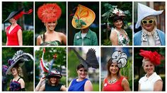 Ladies' Day at Royal Ascot 2013 - wow, crazy!