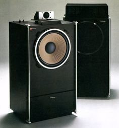 Vintage audio Technics sb-6000 speakers