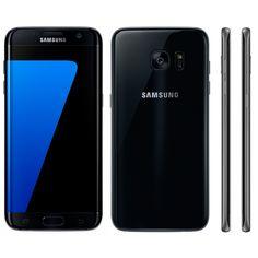 Smartphone 5.1 '' Octo core SAMSUNG GALAXY S7 BLACK - Conforama
