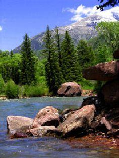 Crystal River, Redstone, Colorado